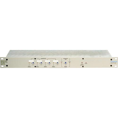 Furman HDS-6 Headphone Distribution Amp