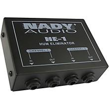 Open BoxNady HE-1 Hum Eliminator