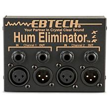 Open BoxEbtech HE-2-XLR Hum Eliminator with XLR