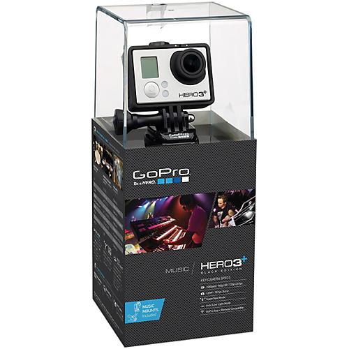 GoPro HERO3+ Black Edition - Music/Band