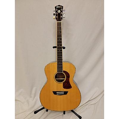 Washburn HG 27SE Acoustic Electric Guitar