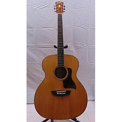 Washburn HG75SEG-O Acoustic Electric Guitar