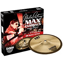 Sabian HH High Max Stax Cymbal Pack