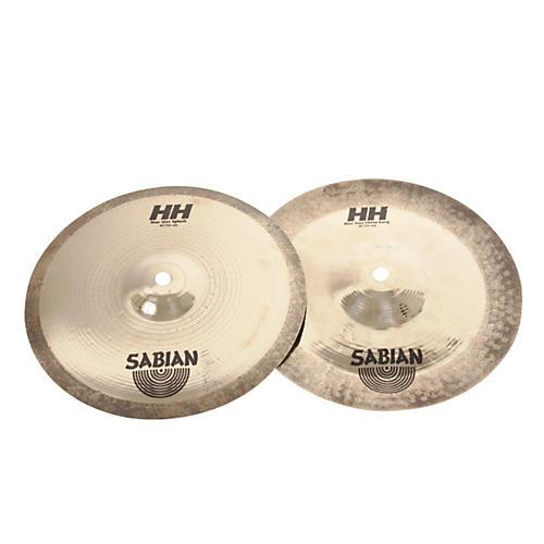 Sabian HH Mid Max Stax Cymbal Pack Brilliant Finish