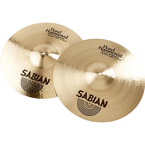 Sabian HH New Symphonic Medium Light Series Orchestral Cymbal Condition 1 - Mint 18 in.