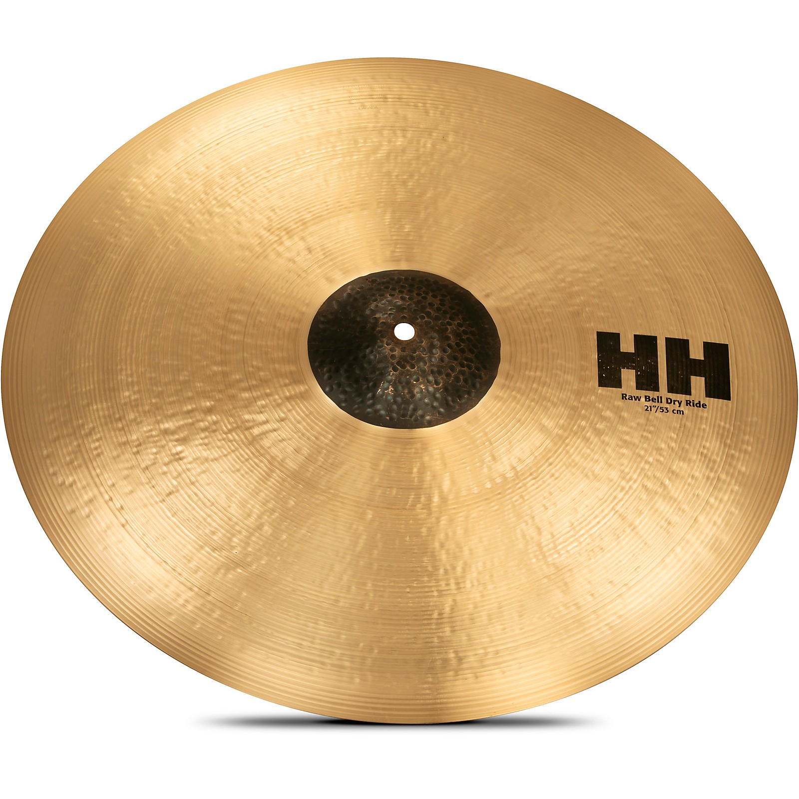 Sabian HH Series Raw Bell Dry Ride Cymbal
