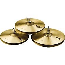 HHX-Celerator Brilliant Hi-Hat Cymbals 15 in.