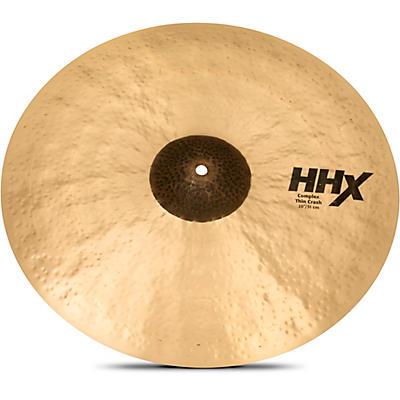 Sabian HHX Complex Thin Crash Cymbal