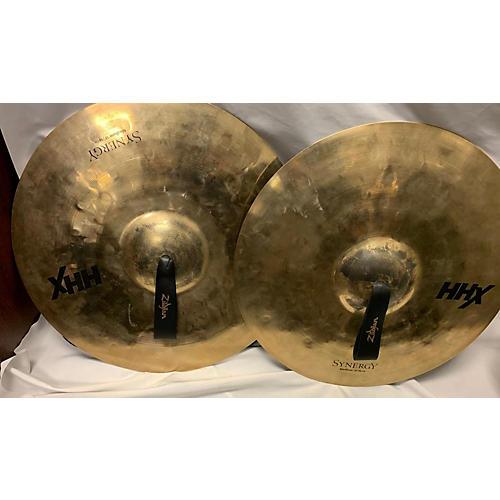 Sabian HHX Synergy Series Medium Orchestral Crash Pair Cymbal