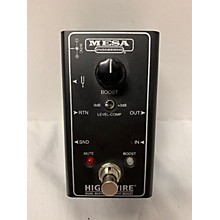 Mesa Boogie HIGH-WIRE Effect Pedal