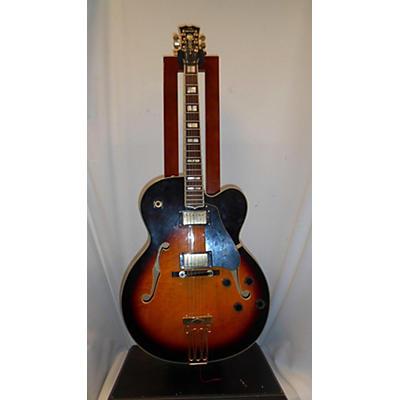 Samick HJ-650 Hollowbody Hollow Body Electric Guitar