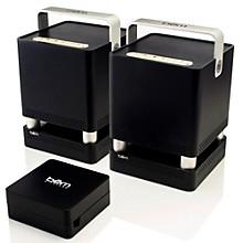 Open BoxBEM Wireless HL2502C Party Block 2 set Speaker System