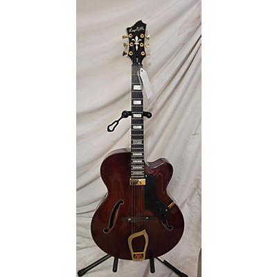 Hagstrom HL550 Hollow Body Electric Guitar