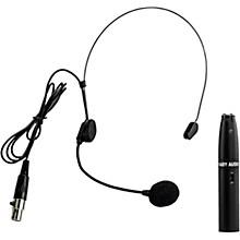 HM-5U Headset Mic Black XLR Adapter