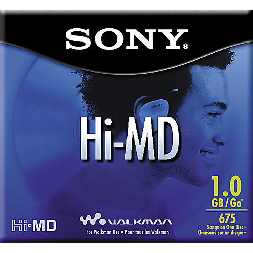 Sony HMD1GL Hi-MD 1GB MiniDisc