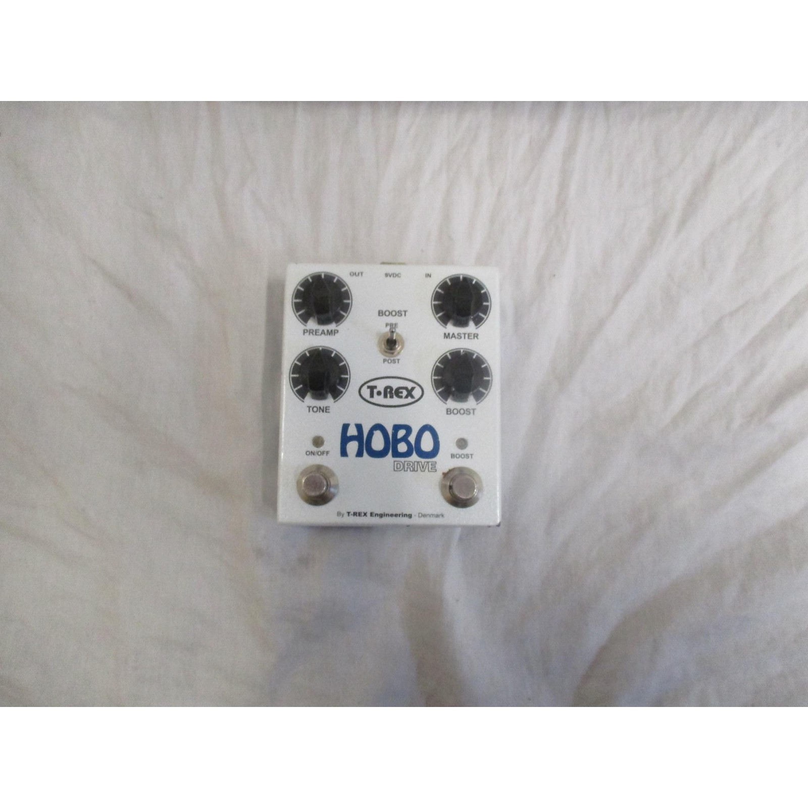 T-Rex Engineering HOBO Effect Pedal