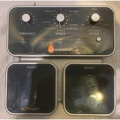 Source Audio HOT HANDS NO CONTROLLER Effect Pedal