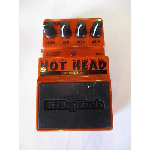 HOT HEAD Effect Pedal