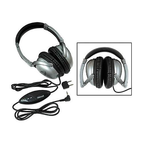 Maxell HP/NC-II Noise-Canceling Headphones