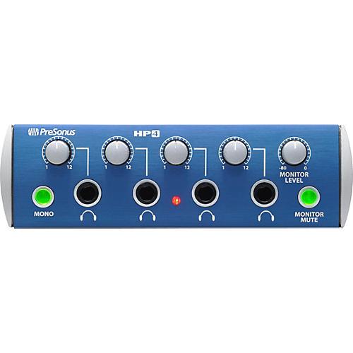 Presonus HP4 Discrete 4-Channel Headphone Amp Condition 1 - Mint