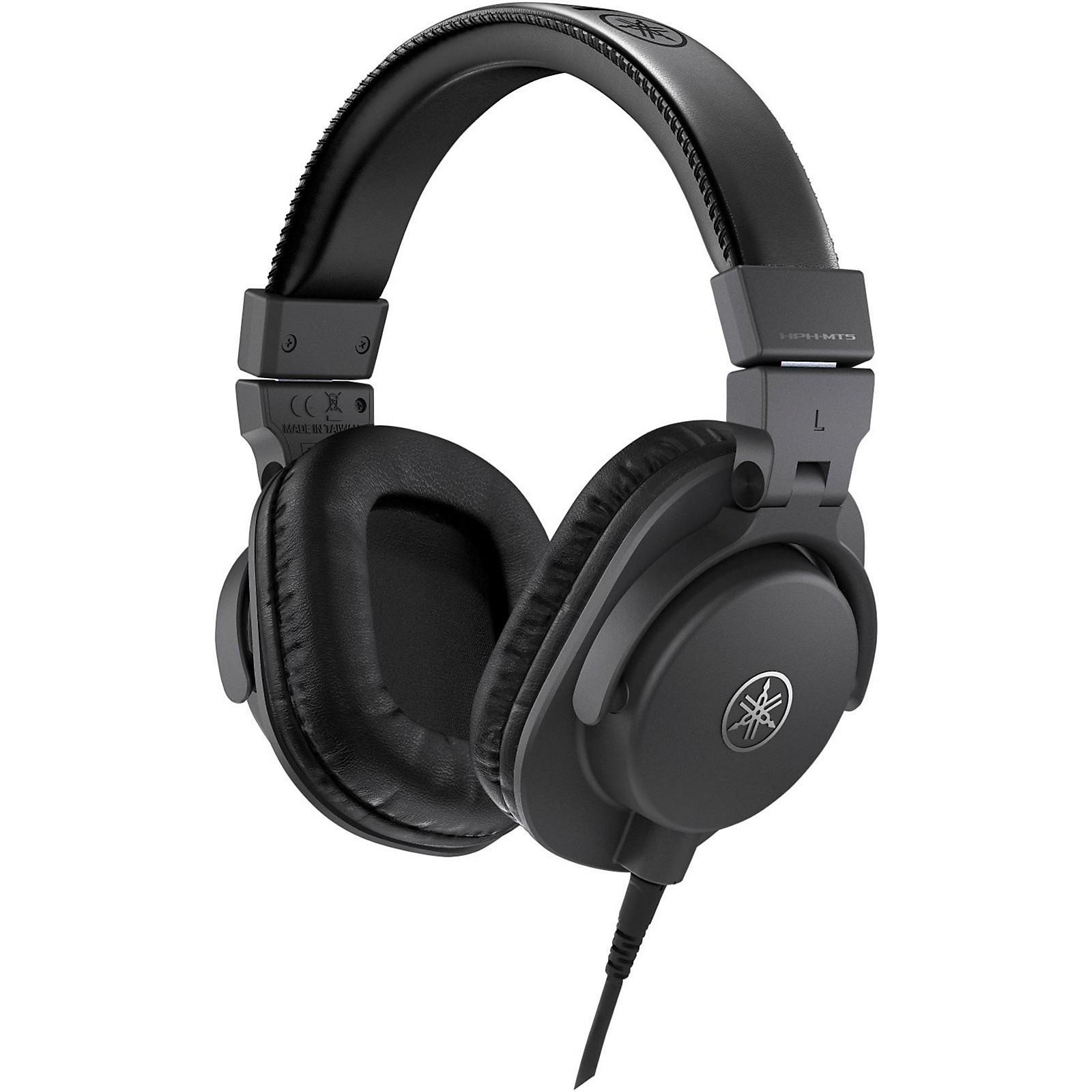 Yamaha HPH-MT5 Monitor Headphones