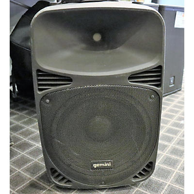 Gemini HPS-12P Powered Speaker