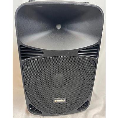 Gemini HPS12 BLU Powered Speaker