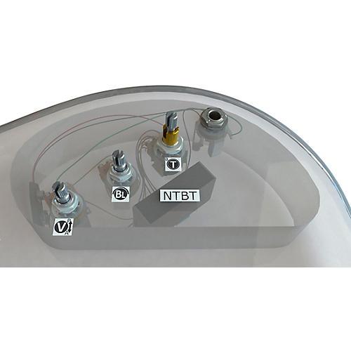 Bartolini HR-3.3AP/918 2-Band NTBT Preamp, 3 Pots