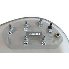 Bartolini HR-5.3AP/918 3 Band NTMB+F Preamp, 5 Pots, 1 Toggle, Active/Passive