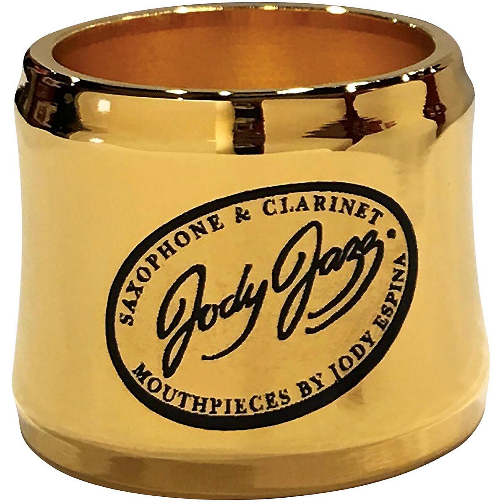 JodyJazz HRA1 Minus Gold Power Ring Ligature for Select Alto Mouthpieces