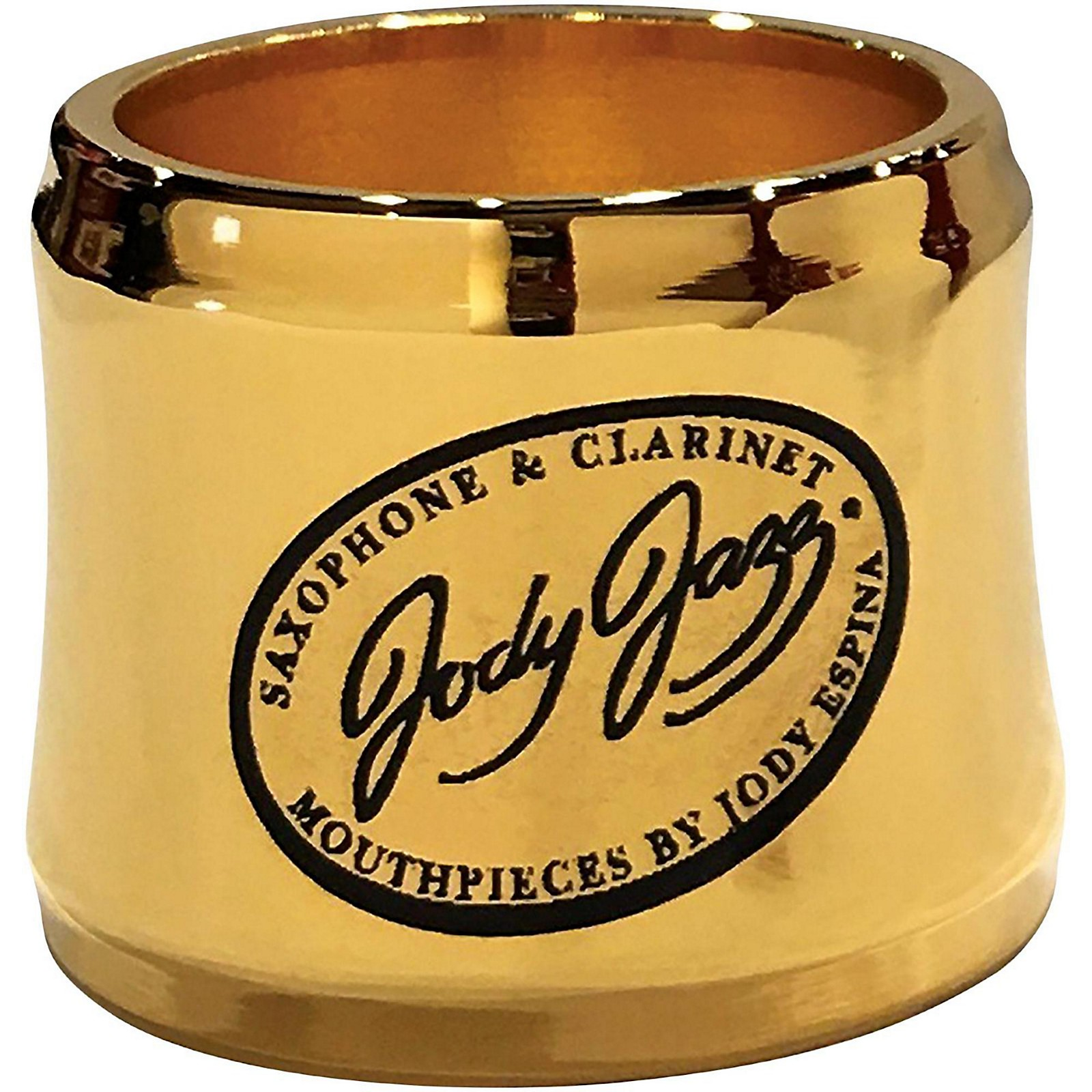 JodyJazz HRB1 Gold Power Ring Ligature for Select Baritone Mouthpieces