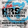 LaBella HRS-73 7-String Electric Guitar Strings thumbnail