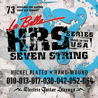 LaBella HRS-73 7-String Electric Guitar Strings