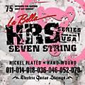 LaBella HRS-75 7-String Electric Guitar Strings thumbnail