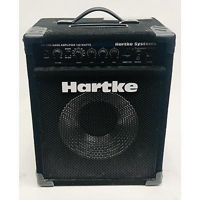 Hartke HS1200 Tube Bass Combo Amp