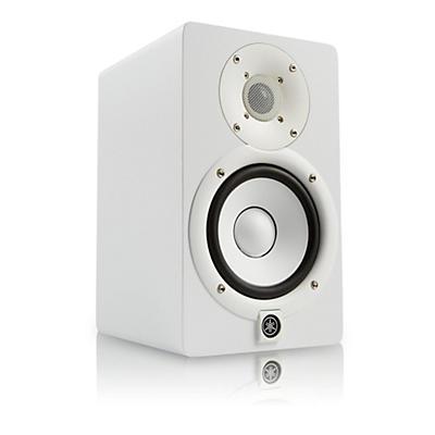 "Yamaha HS5 W 5"" Powered Studio Monitor, White (Each)"