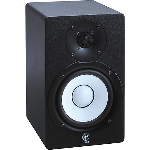 Yamaha hs50m 5 powered studio monitor each musician 39 s for Yamaha hs50m review