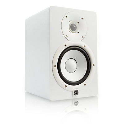 "Yamaha HS7 W 6.5"" Powered Studio Monitor (Each) White"