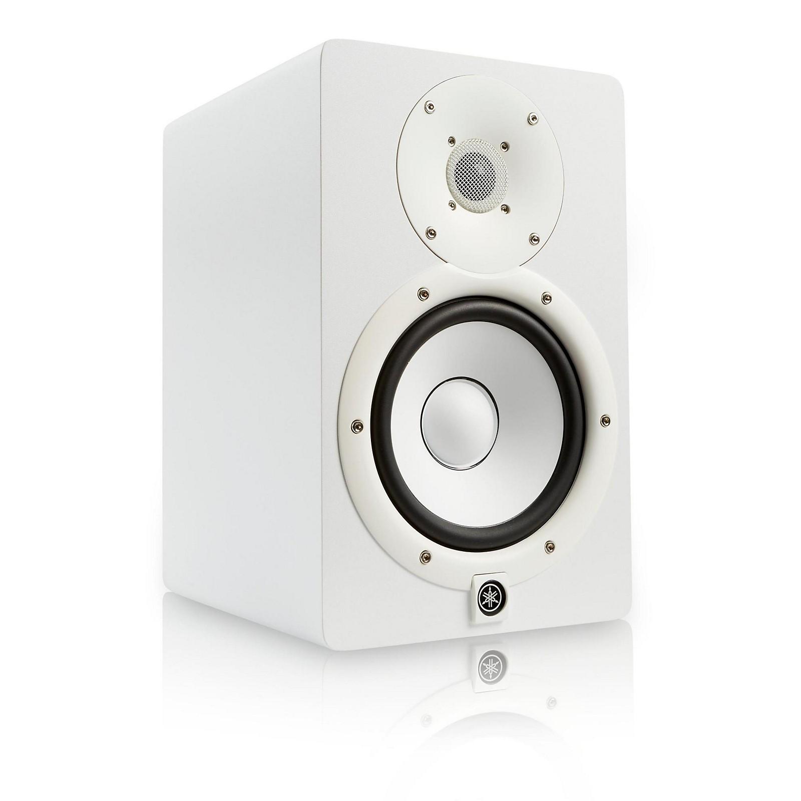 Yamaha HS7 W Powered Studio Monitor