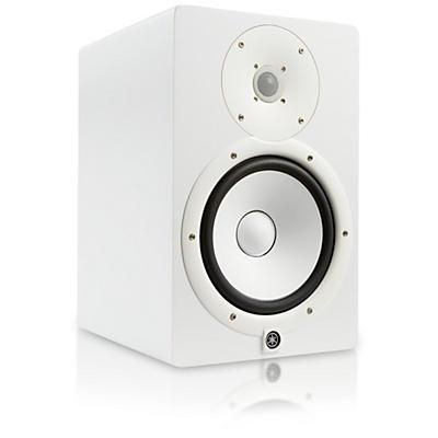 "Yamaha HS8 W 8"" Powered Studio Monitor (Each) White"