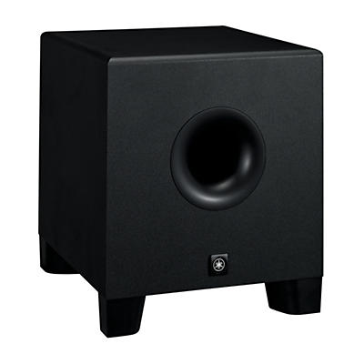 "Yamaha HS8S 8"" Powered Studio Subwoofer (Each)"
