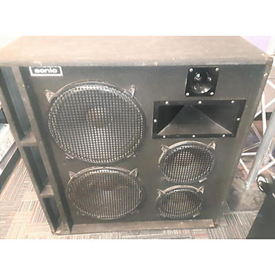 Sonic HT-3020 LOUD SPEAKER Unpowered Speaker