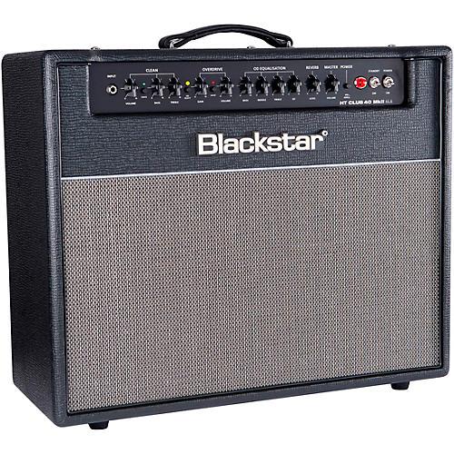 Blackstar HT Club 40 MkII 6L6 Condition 1 - Mint Black
