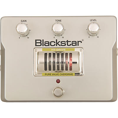 Blackstar HT Series HT-DRIVE Tube Overdrive Guitar Effects Pedal