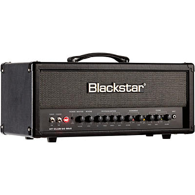 Blackstar HT Venue Series Club 50 MKII 50W Tube Guitar Amp Head