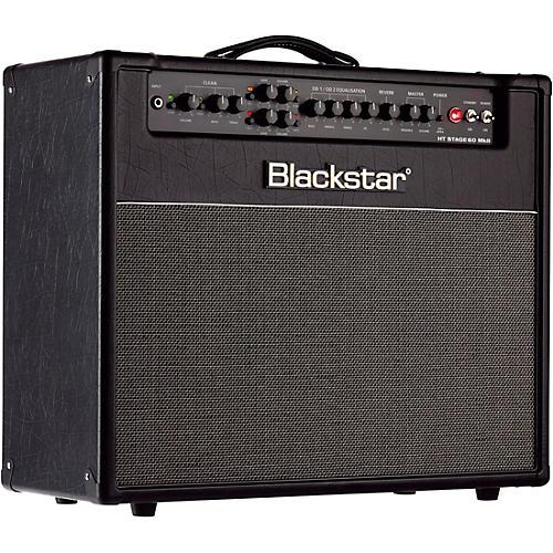 Blackstar HT Venue Series Stage 60 60W 1x12 Tube Guitar Combo Amp MKII Condition 1 - Mint Black