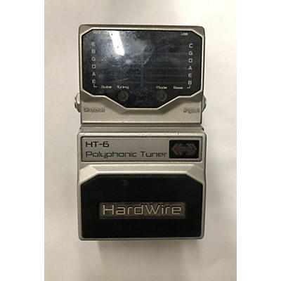 DigiTech HT6 Hardwire Polyphonic Tuner Tuner Pedal