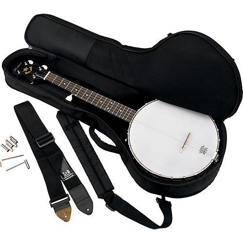 Hohner HTB 5-String Short Scale Travel Banjo