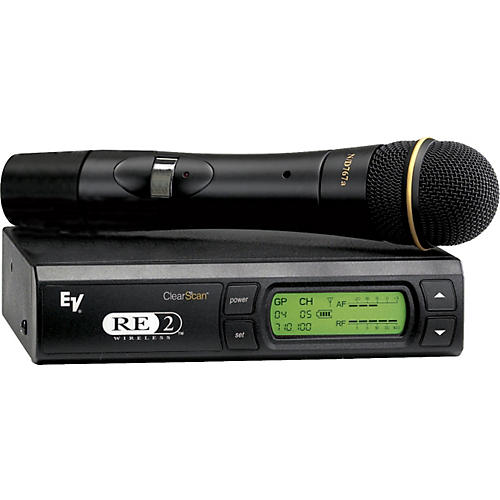 Electro-Voice HTU2D-767A Wireless Transmitter Band A