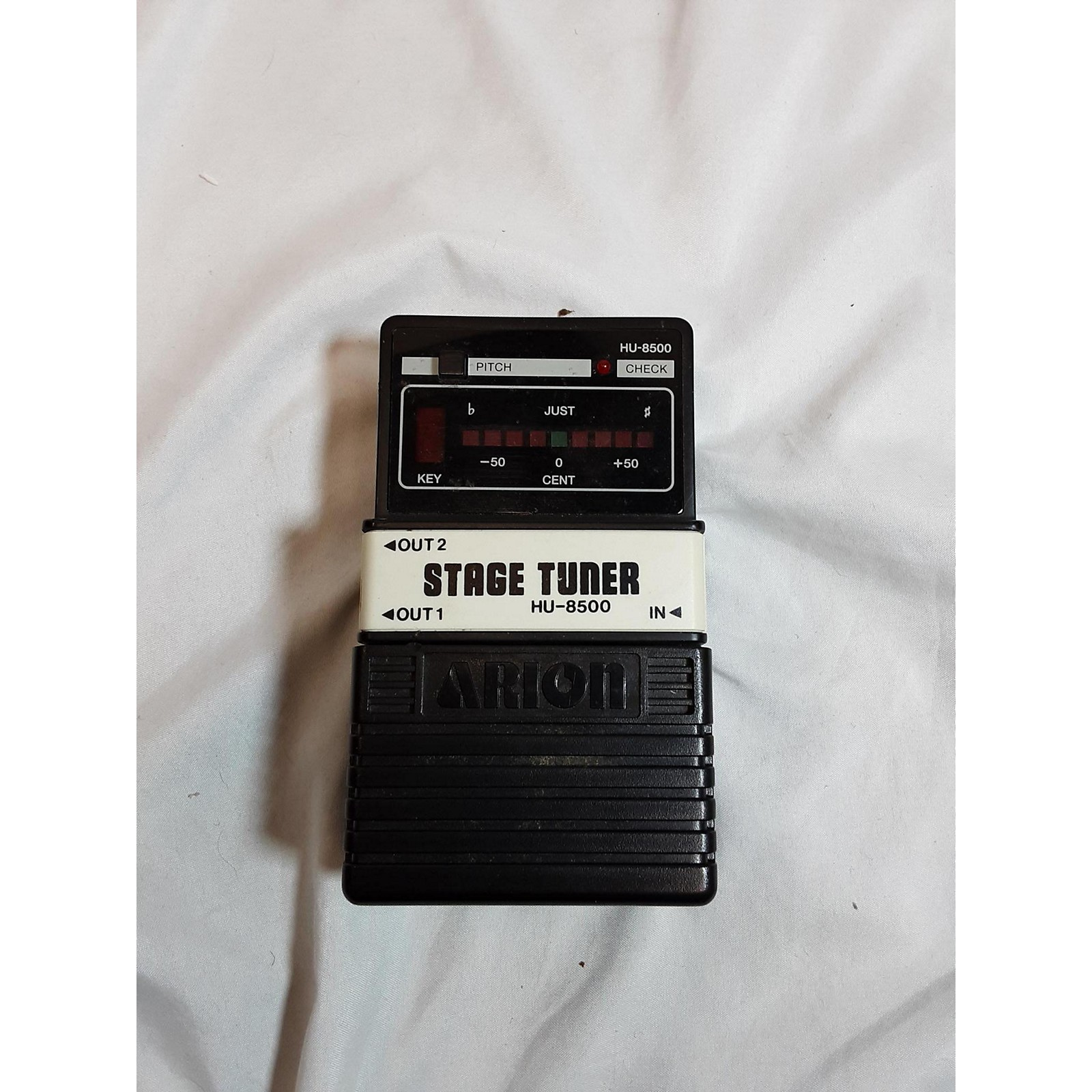 Arion HU-8500 Tuner Pedal